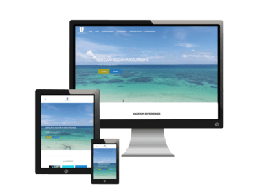 Smart Vacations Website
